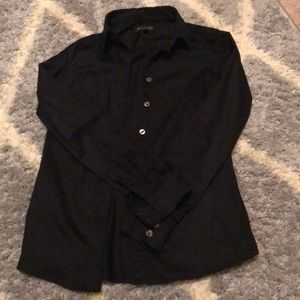 Petite size 0 banana republic shirt
